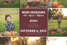 Photography | Fall Minis