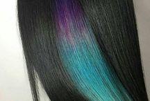 Géode hair inspiration FW 17/18