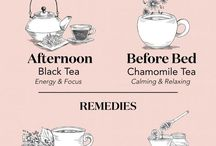 Tea therapy