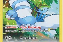 Altaria / Altaria (Japanese: チルタリス Tyltalis) is a dual-type Dragon/Flying Pokémon. Altaria evolves from Swablu starting at level 35. It can Mega Evolve into Mega Altaria using the Altarianite.