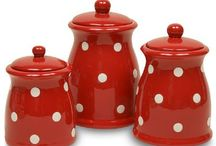ceramics red
