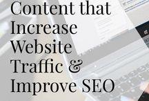 Blogging Tips / Blogging, blogging tips, new blogger, blog, SEO, website, traffic, marketing, content, content creation, social media, Instagram, twitter, facebook, website traffic, increase traffic