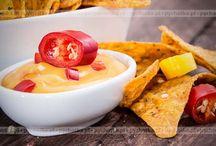Kulinaria - sosy i dipy
