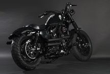 "The punisher / Check out our latest custom Harley-Davidson bike build based on ""The punisher"" marvel character.  ‪#‎HDMarvelcustoms‬"