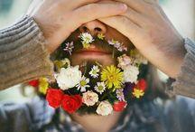Flower Bread / .