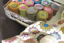 Crochet / Crochet stuff / by Tiina
