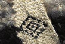 Whatu / Maori Fibre weaving