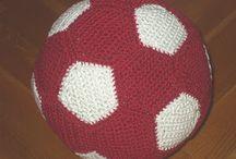 crochet soccer
