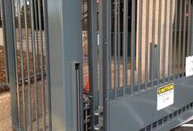 Gates Bifold / automated and manual bifolding gates