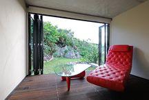 """Renovation_Re.015 / LSD design co., ltd.""""Renovation Re.015""""_2012_renovating_Okinawa, Japan_interior design_hotel_room_guestroom_room design_tile_cottagea_ holiday homes"""