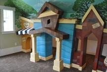 Kids' Room Decor Ideas / by Adrienne Smiley