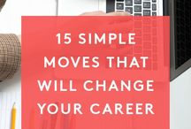 Career Girl Advice/Tips / Career advice, ideas, and tips for woman in the working world! We include pins on work fashion, landing your dream job, changing careers, and career quizzes.  You go girl!