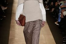 simply the best AW 2015 / The fall winter collections as seen at fashion week.