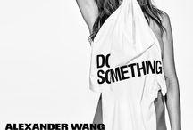 #alexanderwang x #dosomething automne hiver 2015 2016