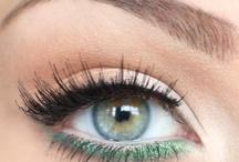 Eyes make up  / by Nare Stepanyan