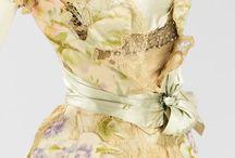 XVIII dresses and old stuff