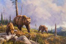 Art - Wildlife - Bears