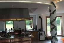 PRIVATE HOME DECORATION GERMANY 06/2015 / Ornamental plaster works - PA.CA. srl PRIVATE HOME DECORATION GERMANY 06/2015