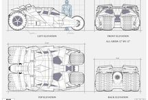 dessin ref véhicules