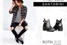 SANTORINI TRENDS / Outfits que te harán sentir cómoda y ver perfecta en todo momento.