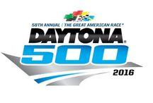 Daytona 500 2016 / The 58th running of the iconic NASCAR race