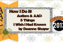AAC and AT / by Amanda Payne
