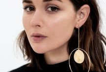 . earrings . / Ace & Aura