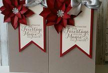 papiertüten weihnachten