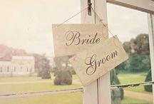 Wedding Signs / Wedding signs  Wedding stationery