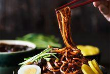 East asian food