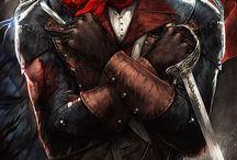 Assassin's Creed / aka hot killer's group