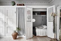 sypialnia przechodnia