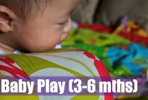 Baby play 3-6months