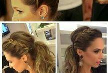 Tutorial Penteados :D / Hair Style
