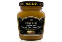 Saffron, Isigny crème fraiche / Spicy, creamy, aromatic—saffron lends a pleasingly earthy tone and a luxurious complexity to a range of dishes / by Maille US