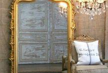 Mirror Mirror on the Wall / Gorgeous Mirrors ~ Your Reflection ~ Mirror Mirror on the wall ~