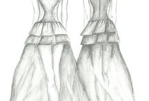 Psycho Queen Fashion Design / Dress by Psycho Queen coming...