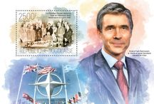 New stamps issue released by STAMPERIJA | No. 372 / TOGO 10 02 2013 - Code: TG14101a-TG14112b