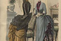 Fashion Plates 1885