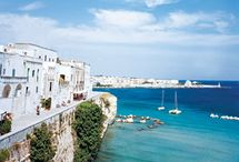 Destination Puglia / The beautiful landscape, picturesque towns and charming locals of Puglia.