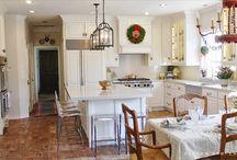 Kitchen layout style
