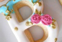Cake n cookies decorations