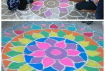 International celebrations art for kids