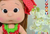Puppe häkeln Bekleidung