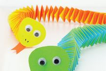 Crafts for Kids / All those indoor craft ideas we love to do with the kids!