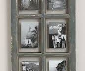 valokuvakehys ikkunanpoka