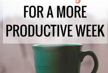 Productivity / productivity quotes, tips, ideas, planner, photography