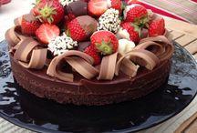 Inspiration; tårta, kaka lite maräng