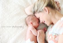 Photo Inspiration: Newborn Family Posing