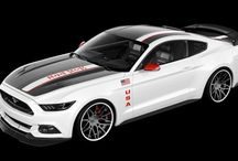 2016 Mustang / The continued evolution of America's Pony car.... / by Raceway Ford